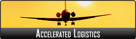 Accelerated Logistics Button
